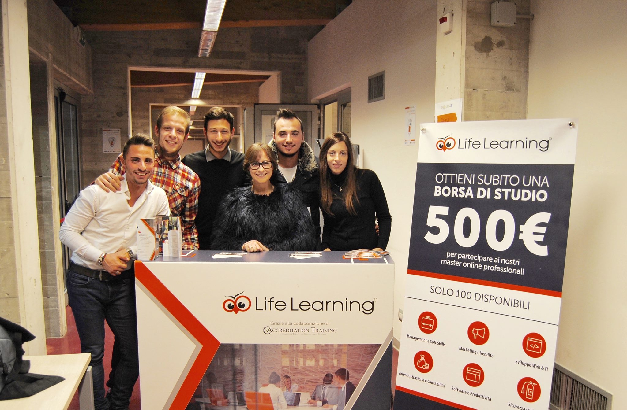 Life Learning la piattaforma edu-tech